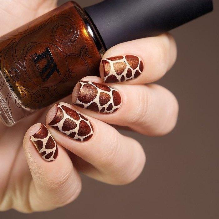 Стемпинг-nails- 30 идей модного маникюра - Новости моды