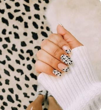 Animal Prints Nail
